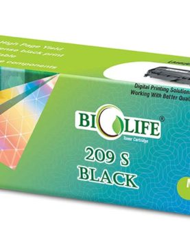 Biolife ML D 209S/XIP Black Toner Cartridge Compatible with Samsung SCX-4824FN, SCX-4826FN, SCX-4828FN