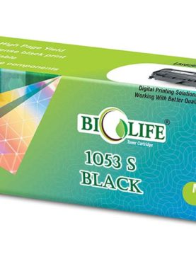 Biolife ML D1053S/XIP Black Toner Cartridge Compatible with Samsung ML-1911, ML-2526, ML-2581N, SCX-4601, SCX-4623FH, SCX-4623FN, SF-651, SF-651P
