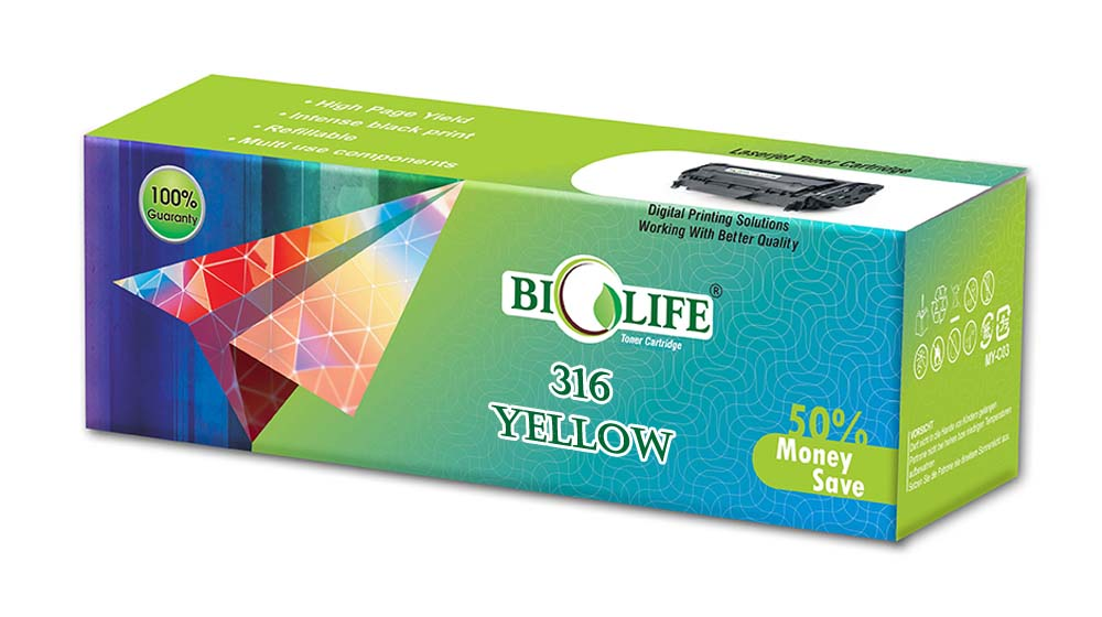 Bio-Can-BL316 Yellow-Yellow