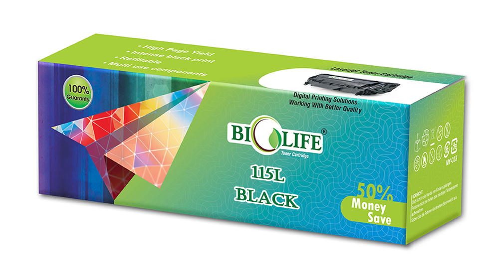 Bio-Sam-MLT115L-Black